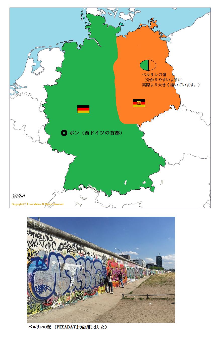 冷戦期のドイツ