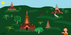 バガン遺跡