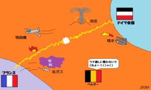 ベルギー戦場