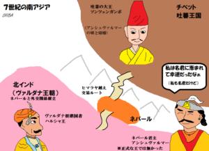 7世紀ネパール