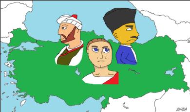 イスタンブールvsアンカラ
