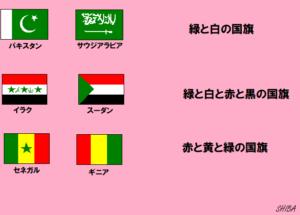 国旗答え1